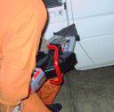 油圧式スプレッダー