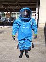 化学防護服