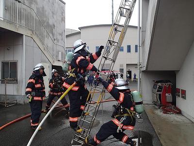 警防技術訓練