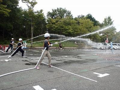 消火栓競技