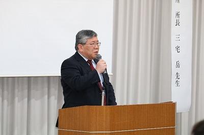 総評(社会医療法人社団正峰会大山病院 大山病院長)