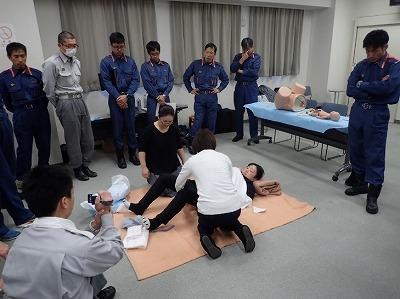西脇病院助産師による分娩介助