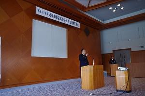 北播磨救急連絡部会 藤原副会長