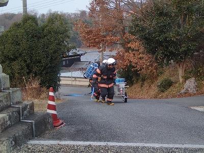 消防署の活動
